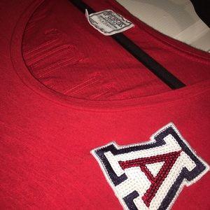 Used Pink U of A Shirt
